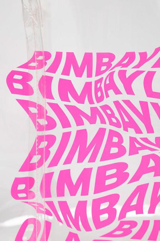BIMBA Y LOLA - Torebka transparentny