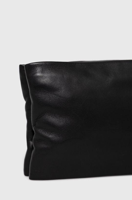 AllSaints - Kožená kabelka  100% Přírodní kůže