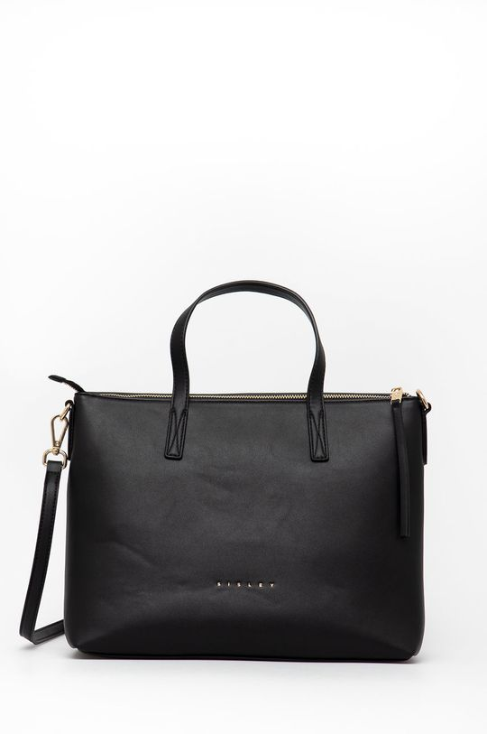 čierna Sisley - Kabelka Dámsky