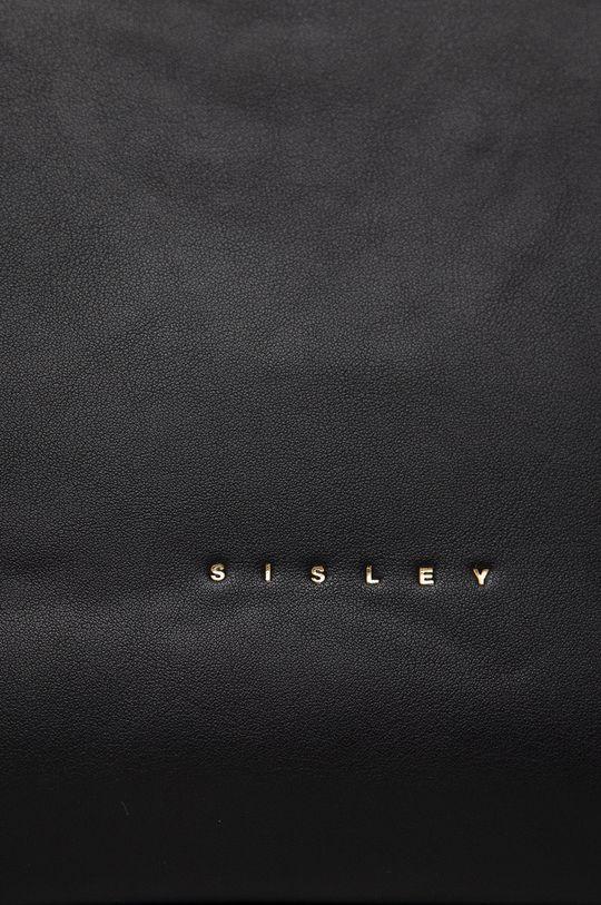 čierna Sisley - Kabelka