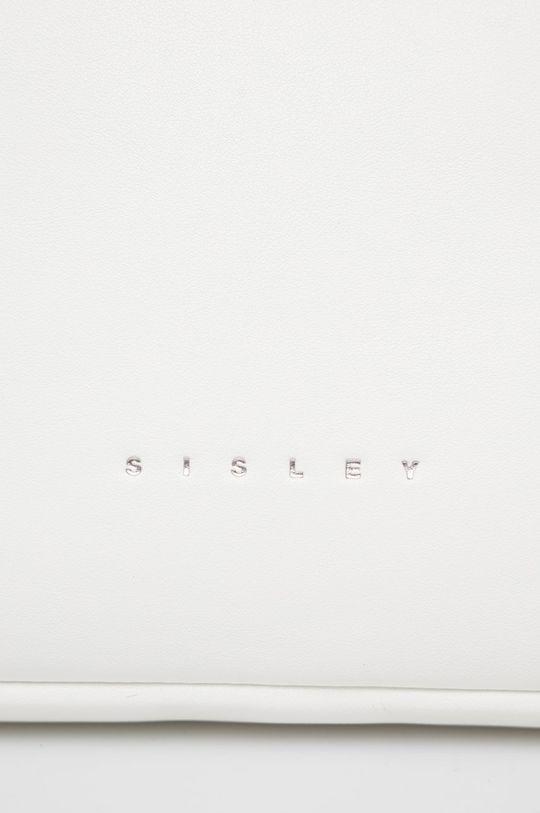 bílá Sisley - Kabelka