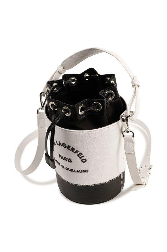 Karl Lagerfeld - Dětská kabelka  Podšívka: 53% Polyester, 47% Viskóza Hlavní materiál: 100% Polyuretan
