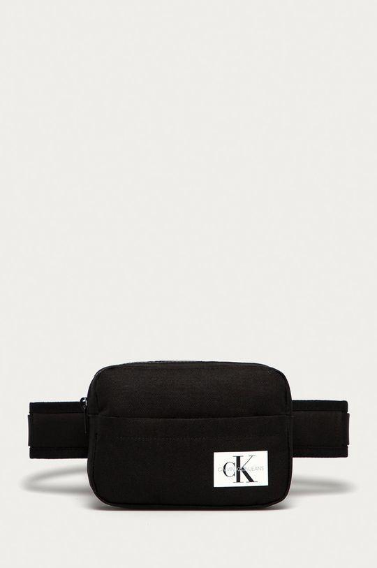 čierna Calvin Klein Jeans - Ľadvinka Detský