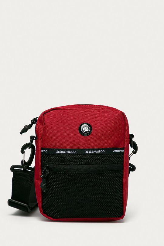 sýtočervená Dc - Malá taška Pánsky