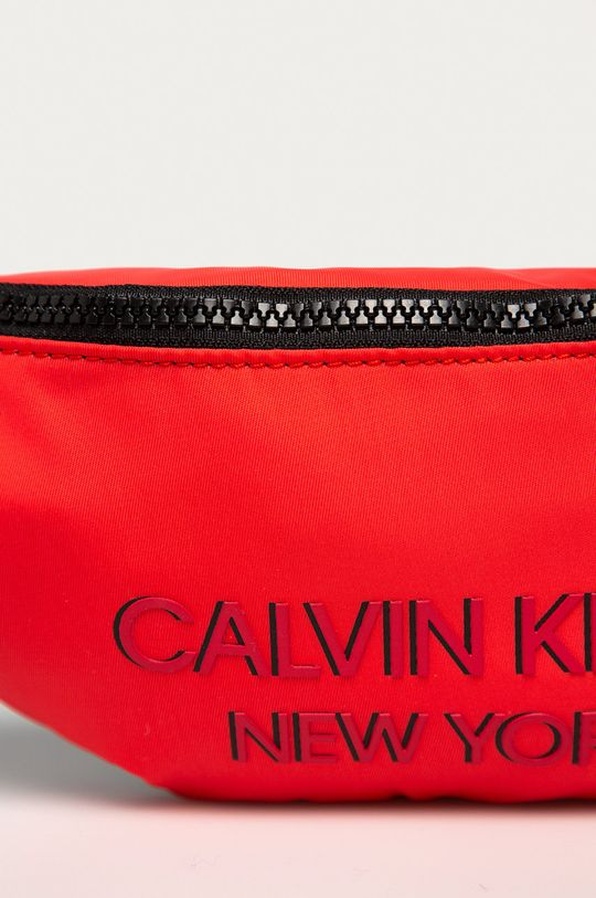 Calvin Klein - Nerka czerwony