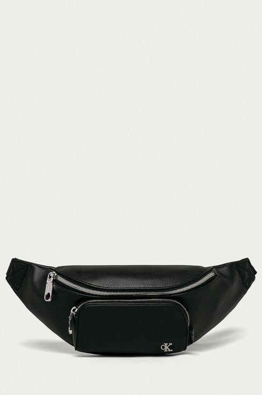 czarny Calvin Klein Jeans - Nerka Męski
