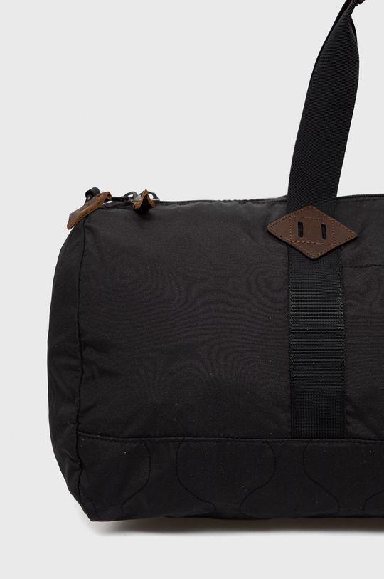 Polo Ralph Lauren - Taška  Podšívka: 100% Polyester Hlavní materiál: 56% Bavlna, 44% Polyester Provedení: 100% Přírodní kůže