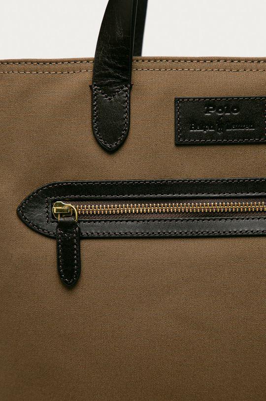 Polo Ralph Lauren - Plecak brązowy