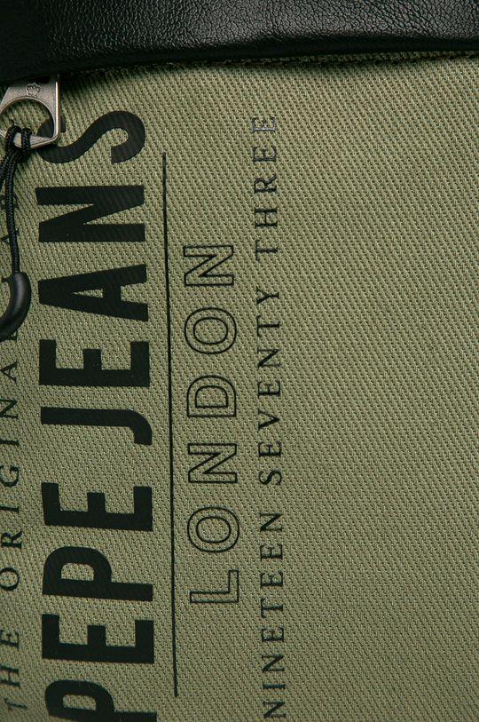 Pepe Jeans - Borseta Merlot verde maro