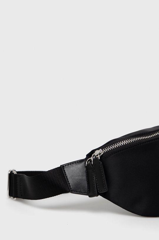 Karl Lagerfeld - Ľadvinka  72% Polyamid, 28% Prírodná koža