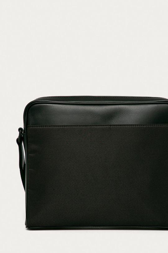 Karl Lagerfeld - Torba Materiał 1: 100 % Poliester, Materiał 2: 100 % Skóra naturalna