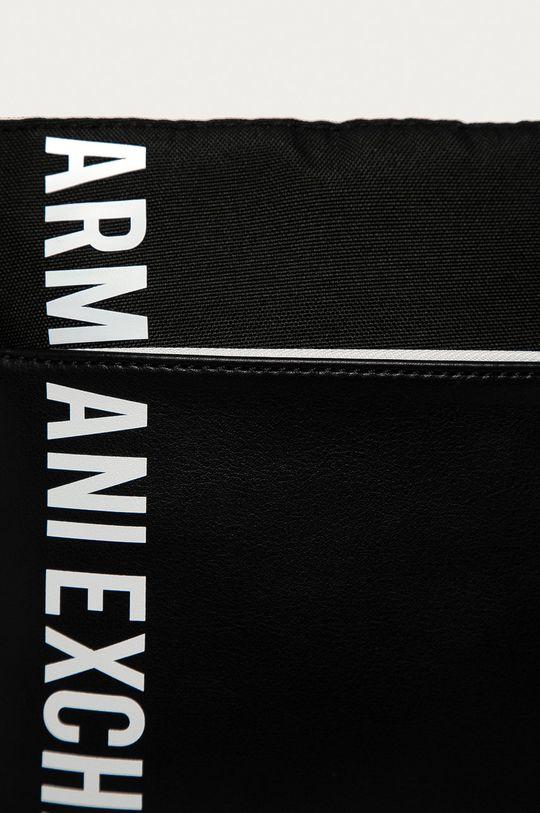 czarny Armani Exchange - Saszetka