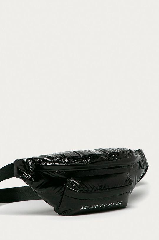 Armani Exchange - Ledvinka černá