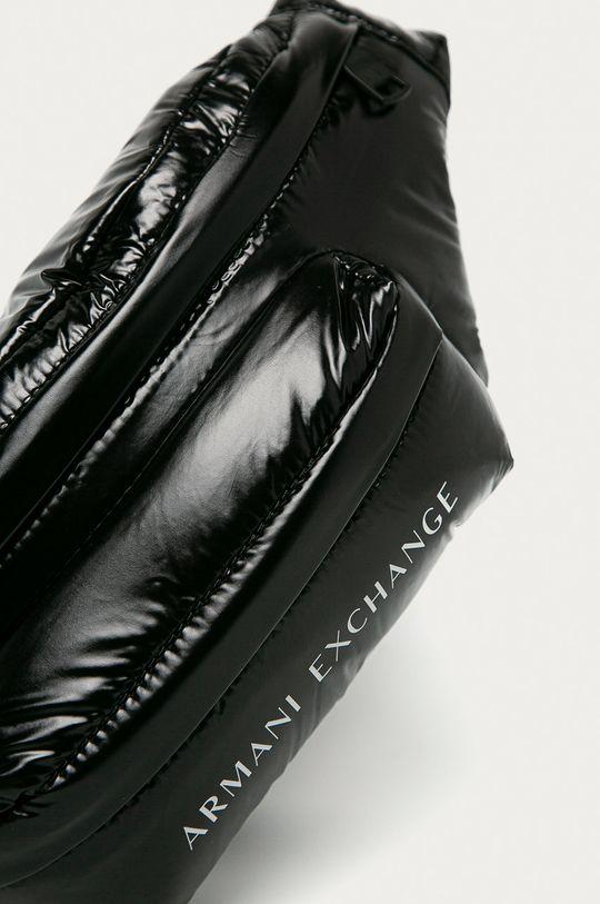 černá Armani Exchange - Ledvinka