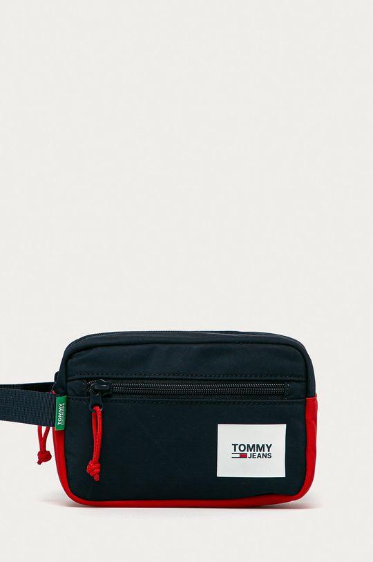 námořnická modř Tommy Jeans - Kosmetická taška Pánský