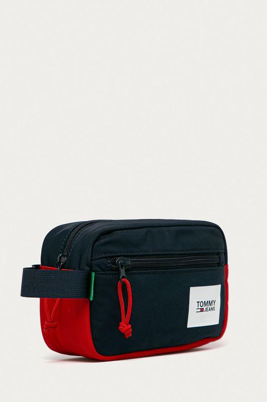 Tommy Jeans - Kosmetická taška námořnická modř