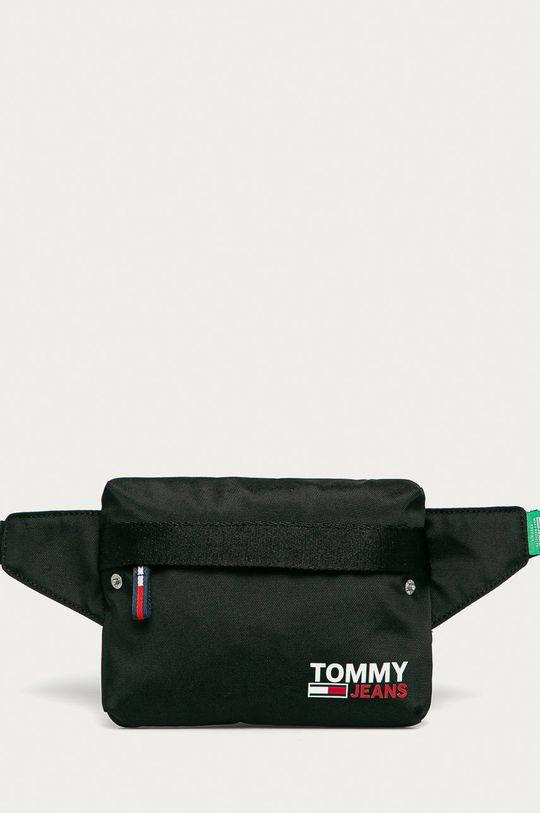 čierna Tommy Jeans - Ľadvinka Pánsky
