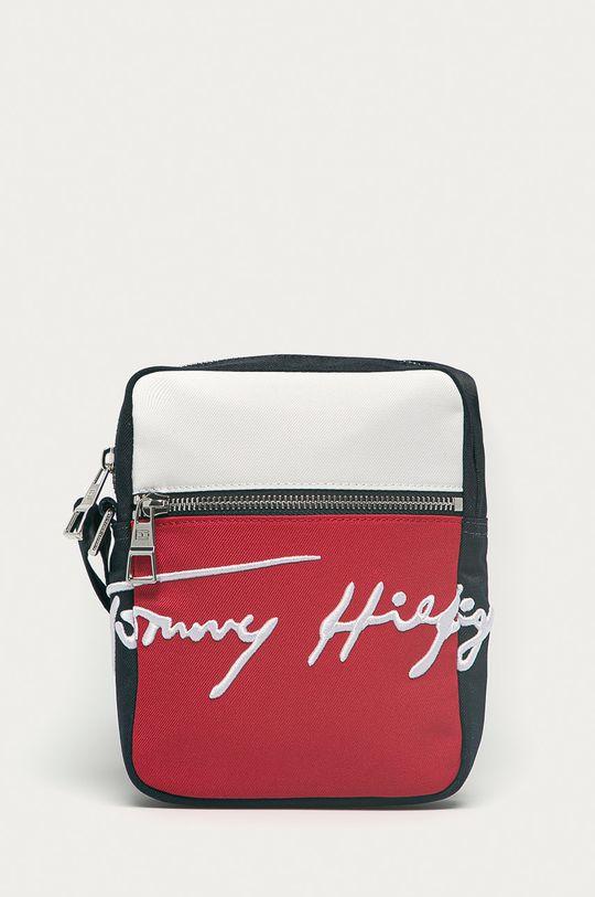 granatowy Tommy Hilfiger - Saszetka Męski