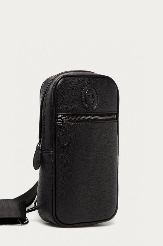 Trussardi Jeans - Malá taška čierna