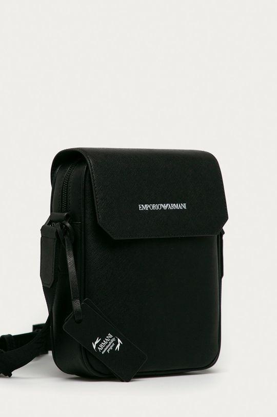 Emporio Armani - Malá taška čierna