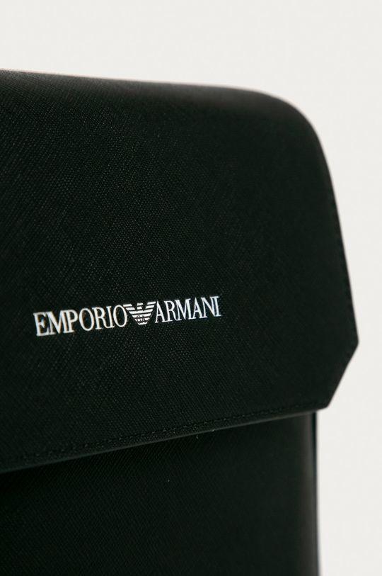 čierna Emporio Armani - Malá taška