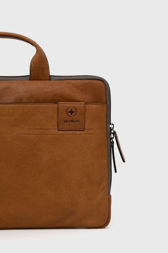 Strellson - Kožená taška  100% Prírodná koža