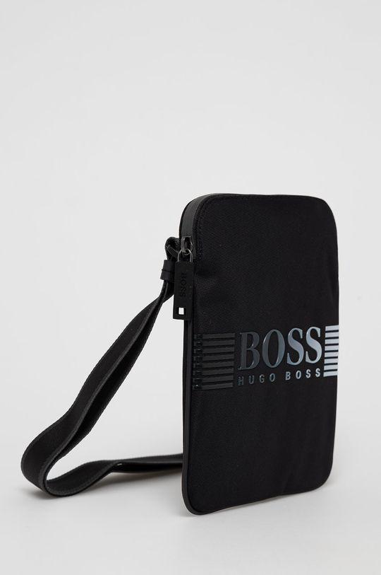Boss - Malá taška  Podšívka: 100% Polyester Základná látka: 100% Polyamid