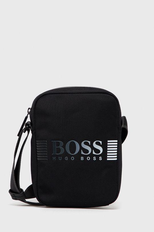 čierna Boss - Malá taška Pánsky