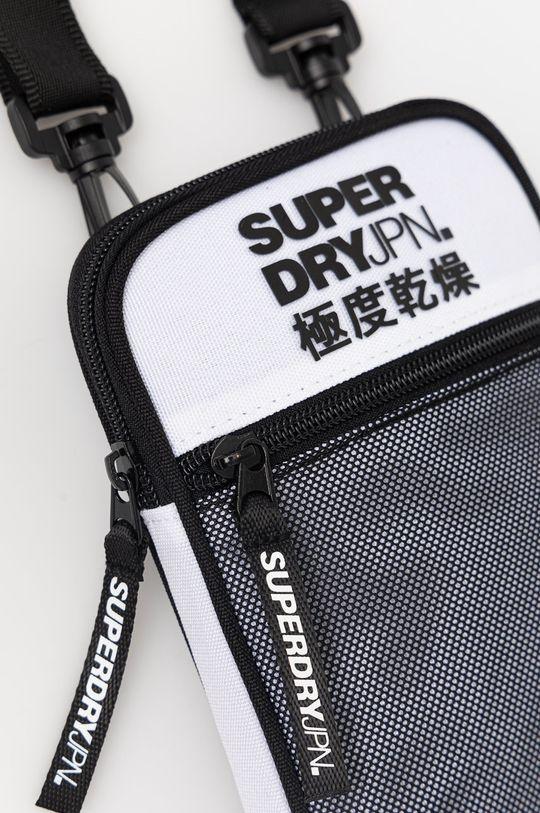 Superdry - Ledvinka bílá