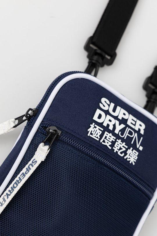 Superdry - Ledvinka námořnická modř