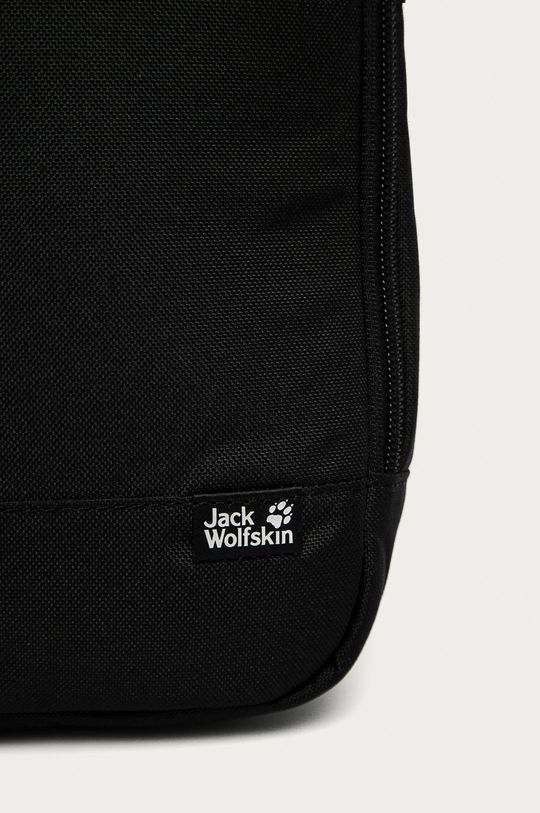 Jack Wolfskin - Geanta negru