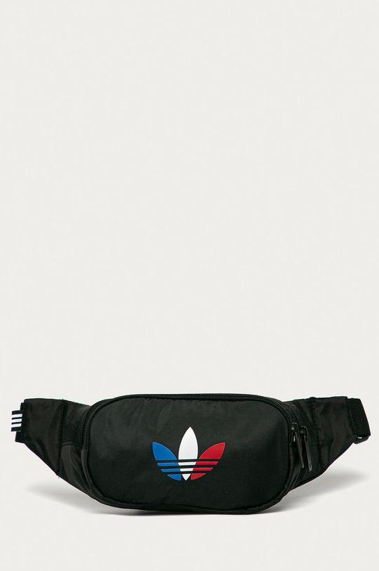 černá adidas Originals - Ledvinka Unisex