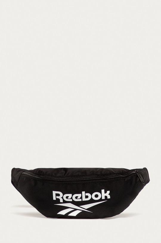 černá Reebok Classic - Ledvinka Unisex