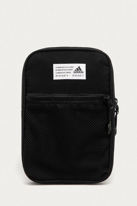 czarny adidas Performance - Saszetka Unisex