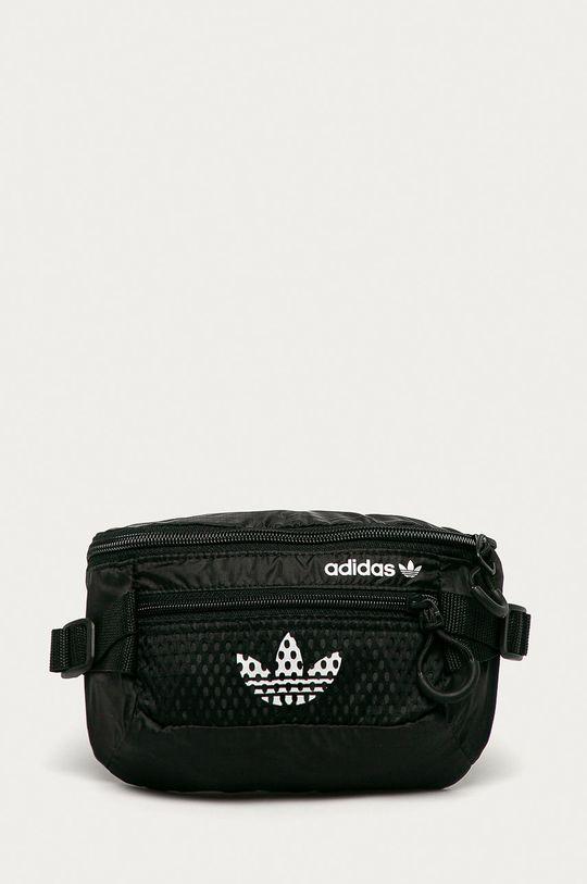 čierna adidas Originals - Ľadvinka Unisex