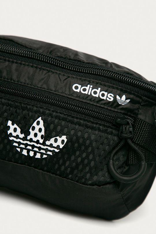 čierna adidas Originals - Ľadvinka