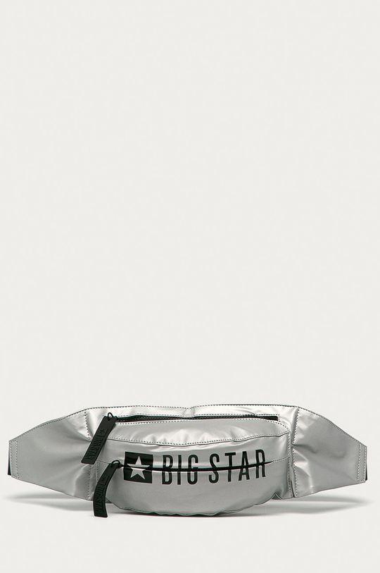 stříbrná Big Star Accessories - Ledvinka Unisex