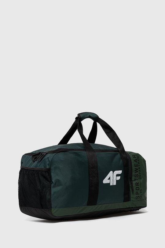 4F - Taška  Materiál č. 1: Polyester Materiál č. 2: 100% Polyamid