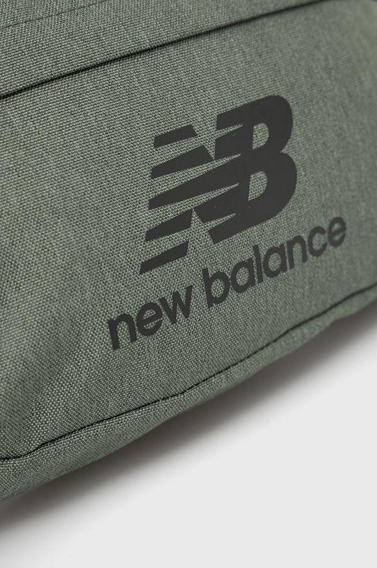 zelená New Balance - Ledvinka