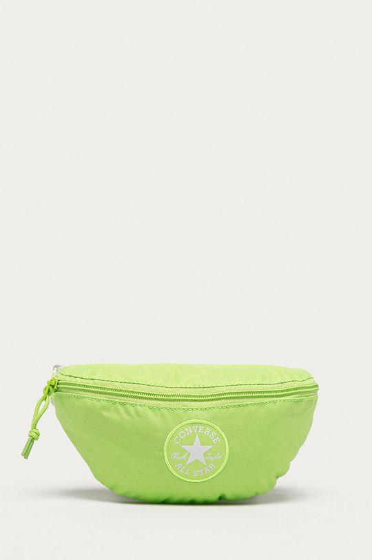 světle zelená Converse - Ledvinka Unisex