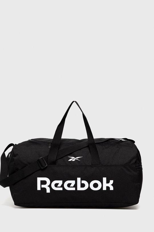 czarny Reebok - Torba Unisex