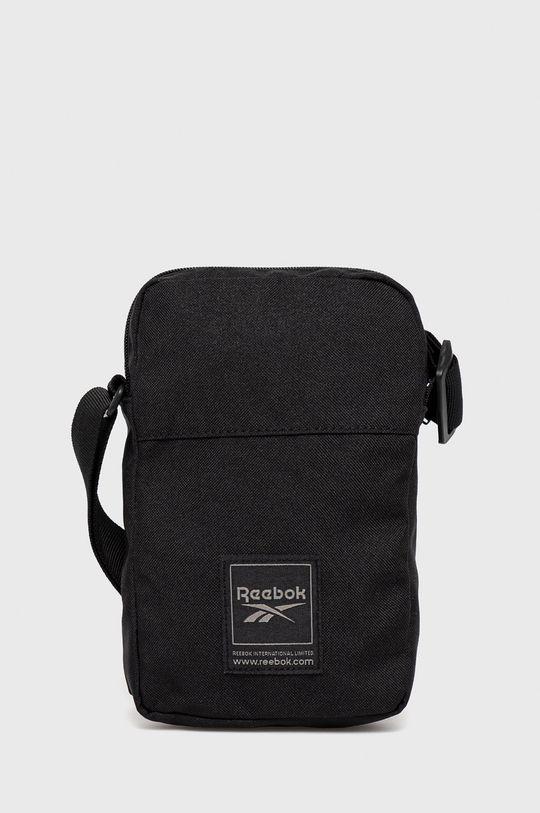 černá Reebok - Ledvinka Unisex