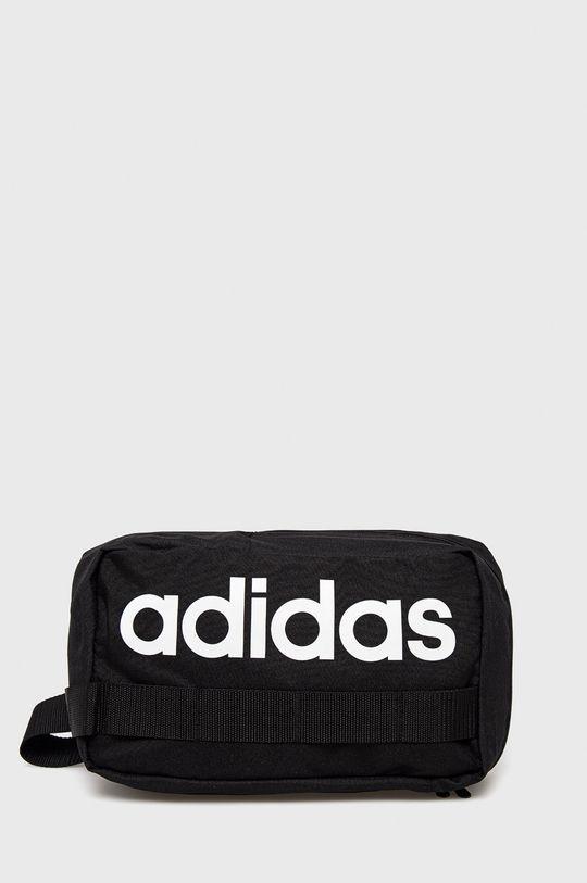 černá adidas - Ledvinka Unisex