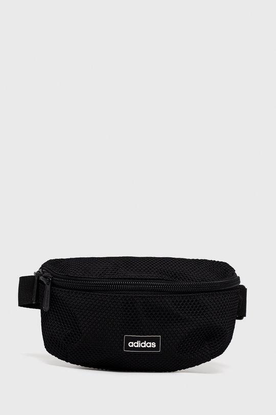 čierna adidas - Ľadvinka Unisex