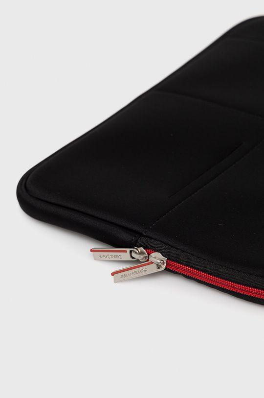 czarny Samsonite - Pokrowiec na laptopa