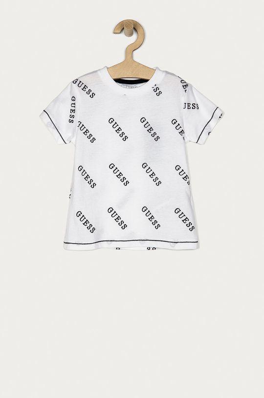 bílá Guess - Dětské tričko 92-122 cm Chlapecký