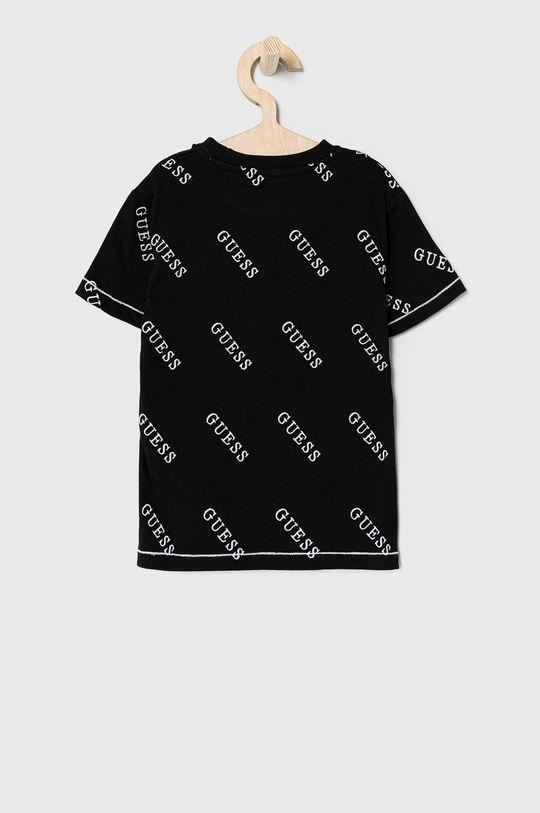 Guess - T-shirt dziecięcy 92-122 cm 100 % Bawełna organiczna