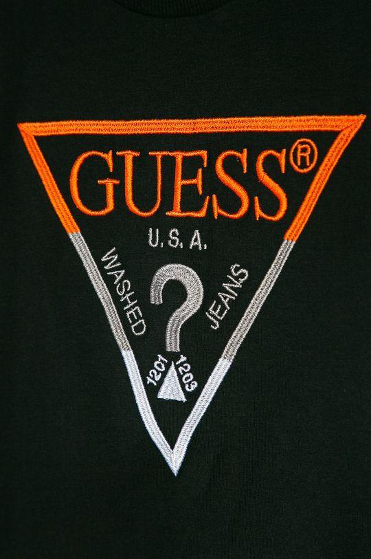 Guess - T-shirt dziecięcy 92-122 cm 98 % Bawełna, 2 % Elastan