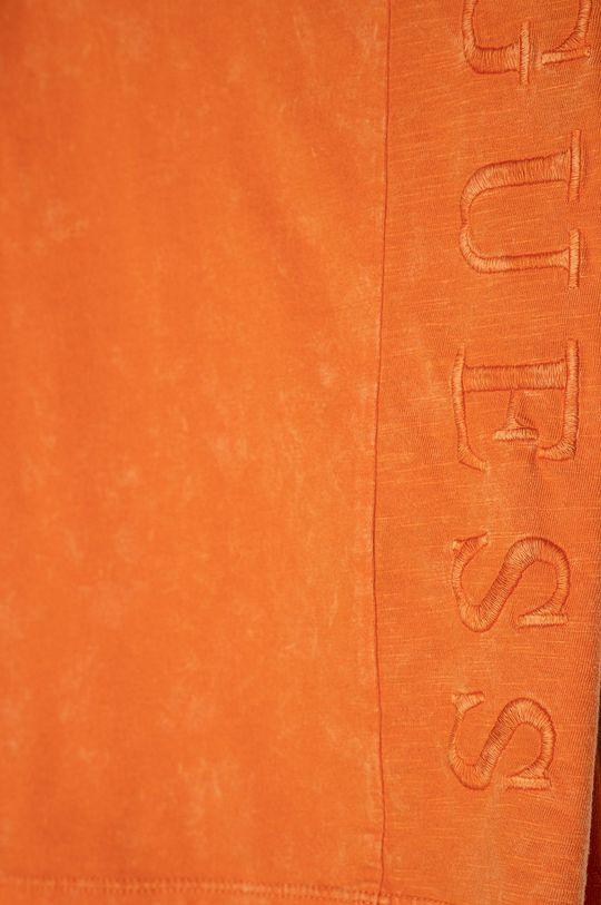 Guess - Detské tričko 92-122 cm oranžová