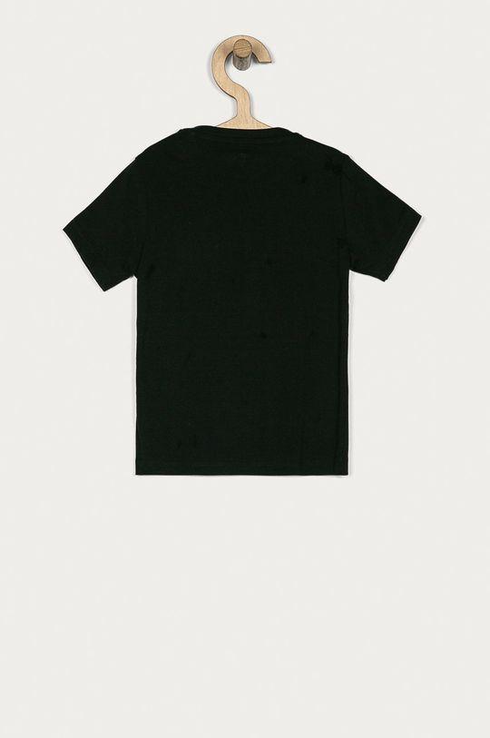Guess - Detské tričko 92-122 cm čierna